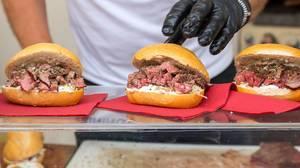 Flank-Steak vom Gril (USA/Australien)