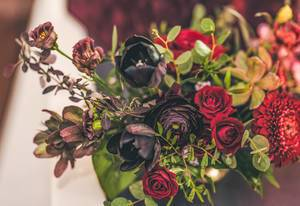 Flower Bouquet With Red Roses And Dahlias.jpg (Flip 2019)
