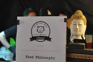 Food Philosophy auf Street Food Festival