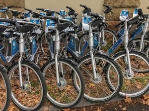 Ford Pass Bike - Mietfahrräder