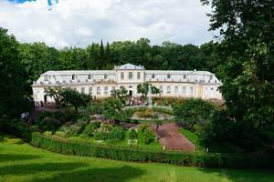 Former Tsar Peter estate and garden / Ehemaliger Zar Peter Anwesen und Garten