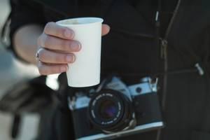 Foto-Tour mit Kamera und Kaffee