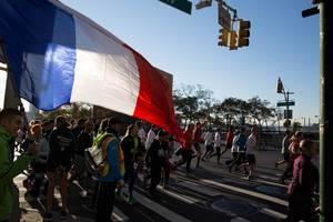 Französische Flagge / French Flag