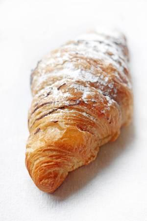 Französisches Croissant