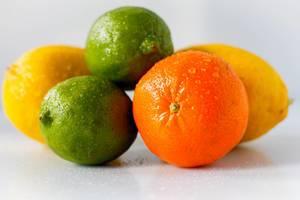 fresh citrus mix