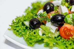 Fresh diet salad  Flip 2019