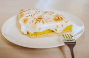 Fresh Lemon Cream Tarte