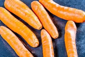 Fresh orange carrot  Flip 2019