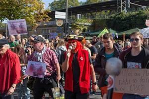 Fridays for Future verbindet alle Generationen auf den Straßen