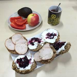 Frühstück für Ausdauersportler