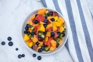 Fruit Salad in a Bowl  (Flip 2019) (Flip 2019)