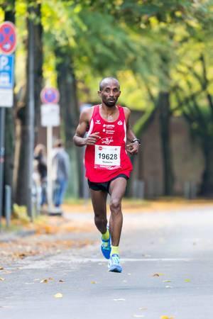Fsehatsion Semere - Köln Marathon 2017