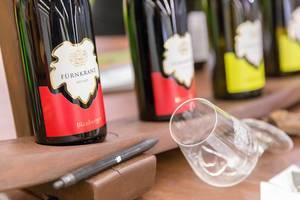 Fürnkranz Blauburger Wein mit Histamin