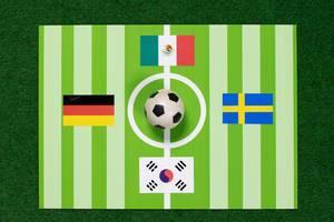 Fußball-Weltmeisterschaft 2018 Qualifikation Gruppe F