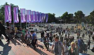 Gamescom 2011: Besucheransturm