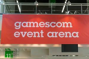 Gamescom Event Arena