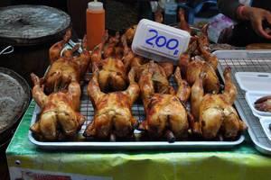 Garküche in Bangok