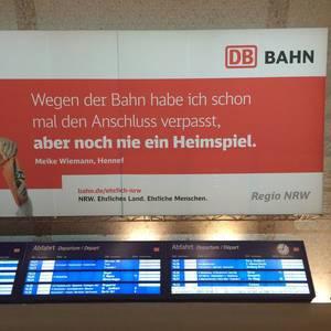 GDL Bahnstreik 2014