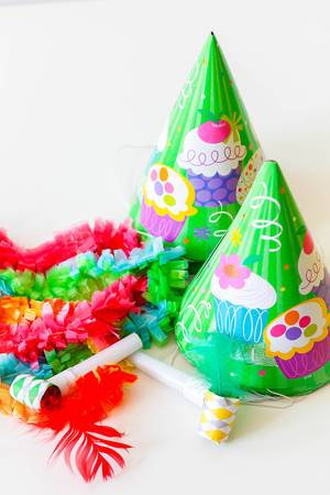 Geburtstags-Dekoration
