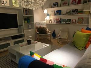 Gemütliches Wohnzimmer / Living Room