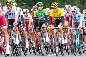 Geraint Thomas, Tour de France 2018 Winner