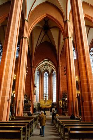 German protestant church / Deutsche protestantische Kirche
