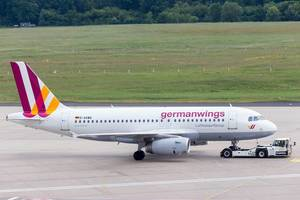Germanwings Airbus A310-109 D-AGWQ