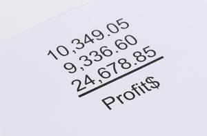 Geschäftsgewinne und Investitionen berechnen