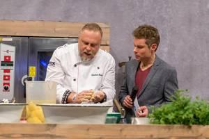Gesund kochen mit Sebastian Morgenstern
