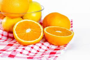 Gesunde Ernährung: Orangen enthalten viel Vitamin C