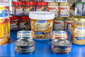 Gesunde und proteinreiche Nahrungsmittel von Quamtrax