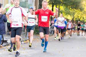 Ghalayini Nicolas, O Meara Fergal, Thelen Klaus - Köln Marathon 2017