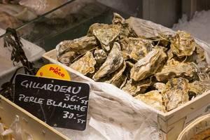 Gillardeau-Austern (Oysters)