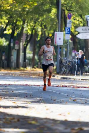 Gillen Philippe - Cologne Marathon 2017
