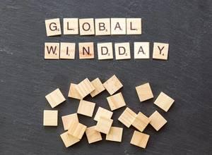 Global Wind Day 15. Juni 2017