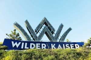 Going am Wilden Kaiser logo, Austria