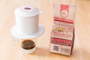 Golden Weasel Kaffee aus Vietnam