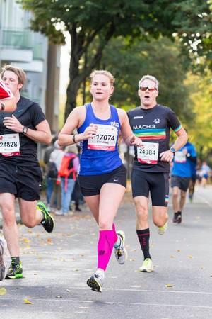 Gonstalla Manuel, Hardt Caroline, Gil Quim - Köln Marathon 2017