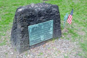 Grave of Samuel Adams