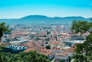 Graz city