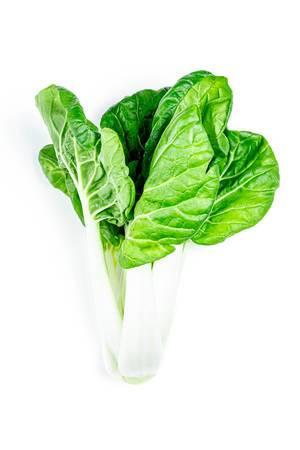 Green fresh cabbage pak choi baby (Flip 2020)