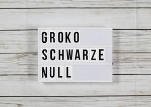 """GroKo hält """"schwarze Null"""":Ausgaben steigen auf 356 Milliarden Euro"""