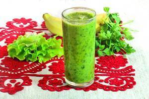 Grüner Smoothie / Green Smoothie