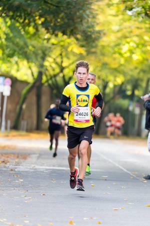Haase Hendrik - Köln Marathon 2017