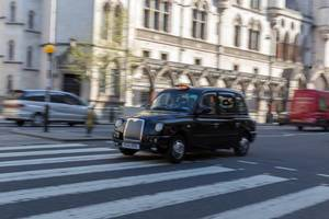 Hackney carriage / London Taxi