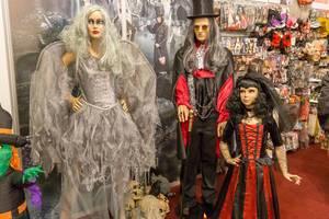 Halloween Outfits - IAW Köln 2018