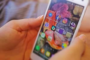 Handy-Applikationen auf dem Google Betriebssystem