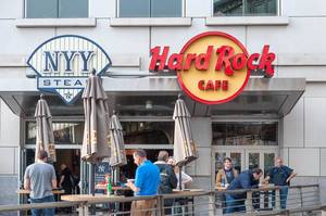 Hard Rock Cafe Yankee Stadium