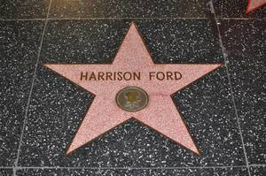 Harrison Ford, Walk of Fame
