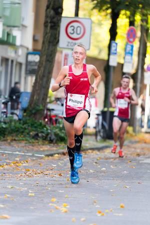 Häßner Julian - Cologne Marathon 2017